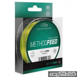 Леска FIN METHOD FEED (fluo-yellow) - 300 м