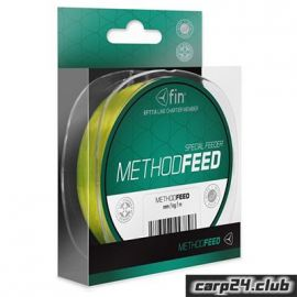 Леска FIN METHOD FEED (fluo-yellow) - 150 м